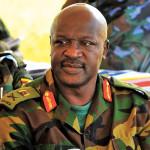Julius Oketta _military