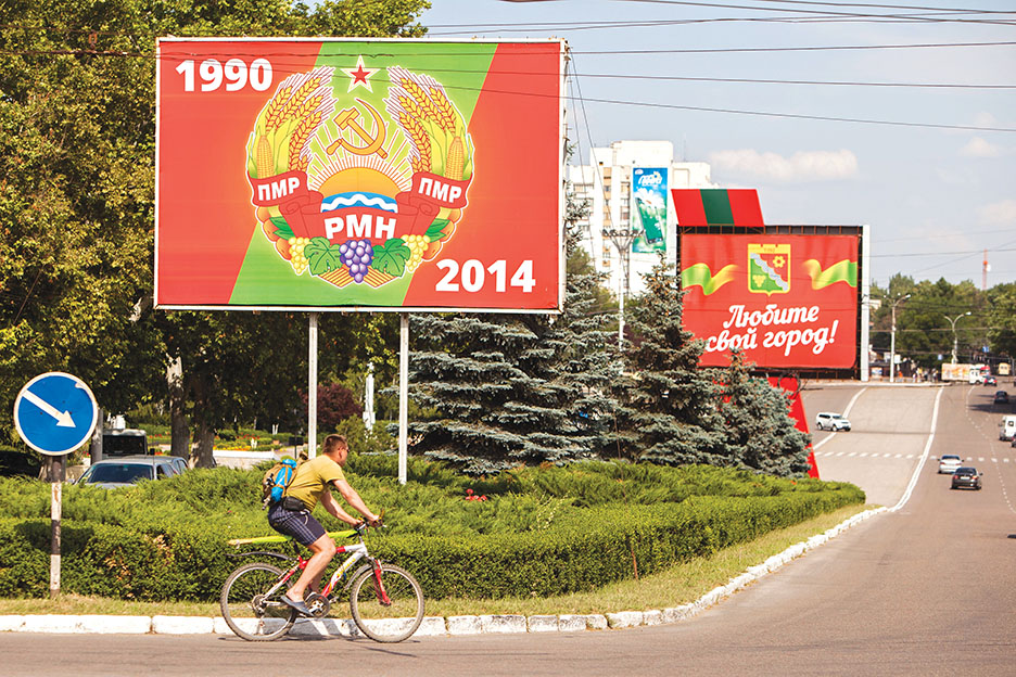 Moldova Transnistrian Region