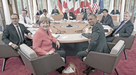 The G7 in a Multipolar World