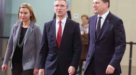 The EU & NATO