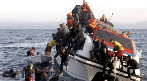 Борьба с незаконным Ввозом Мигрантов
