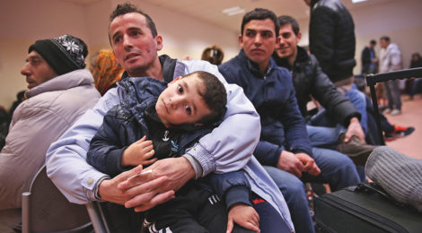 A Burden on the Balkans