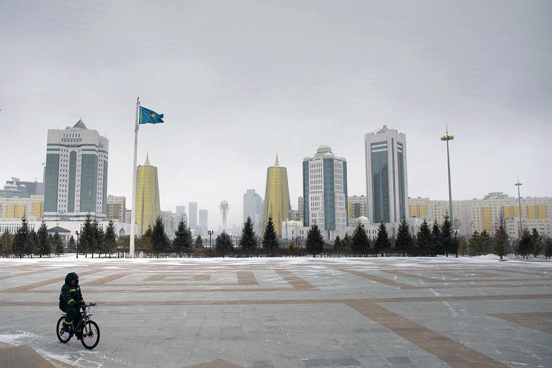 Астана, Казахстан АССОШИЭЙТЕД ПРЕСС