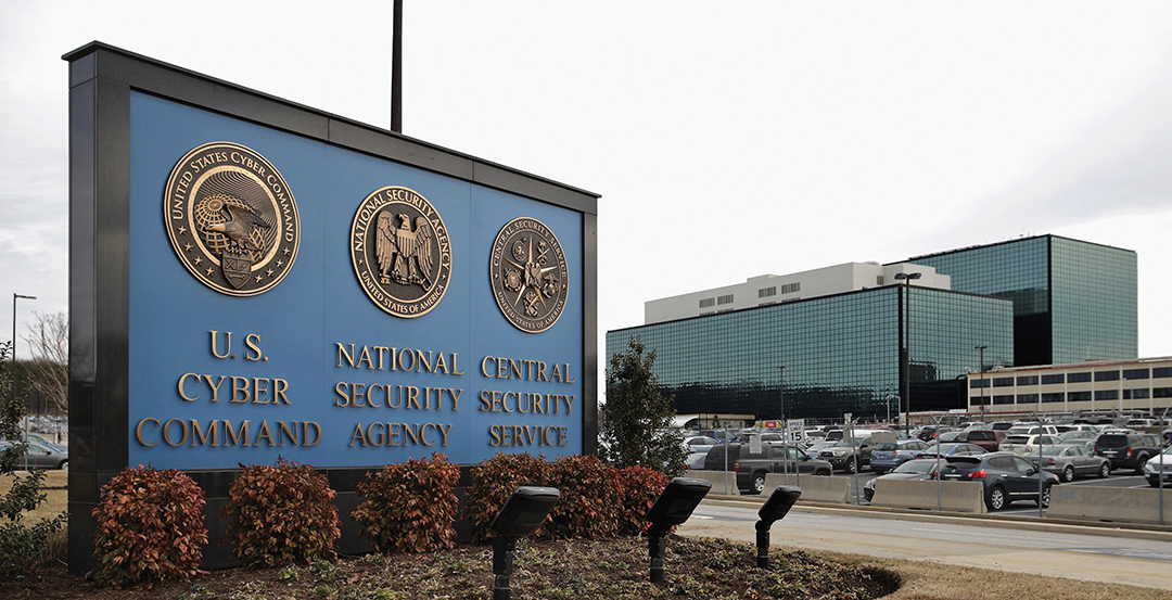 U.S. Cyber Command, the National Security Agency and the Central Security Service lead the United States cyber defense and response mission. AFP/GETTY IMAGES