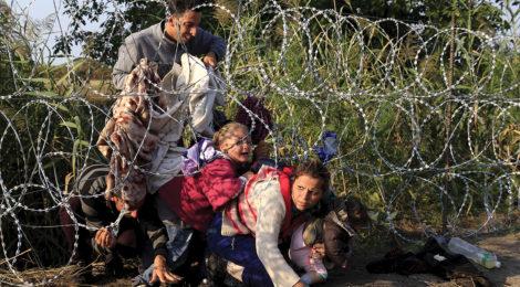 Беженцы,организаторы нелегального ввоза мигрантов и террористы