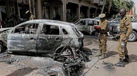 Борьба с терроризмом в Буркина-Фасо