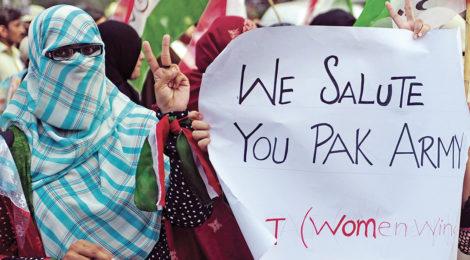 Пакистан противодействует террористическим нарративам