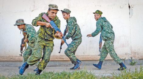 Совместная боевая подготовка