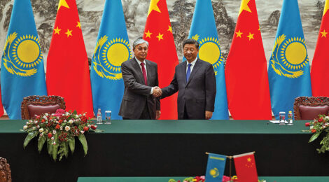 China's Influence in Central Asia