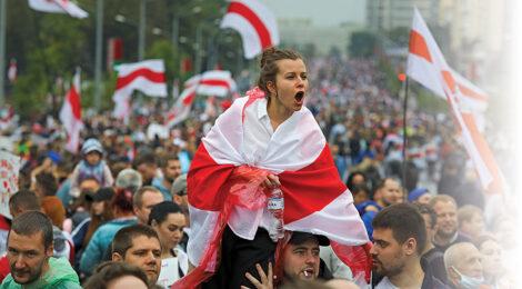 Кризис в Беларуси